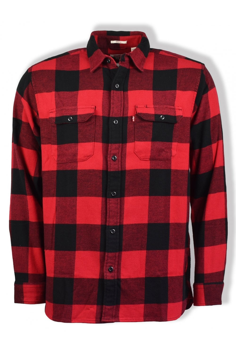 Classic Worker FloodWood Poppy Red