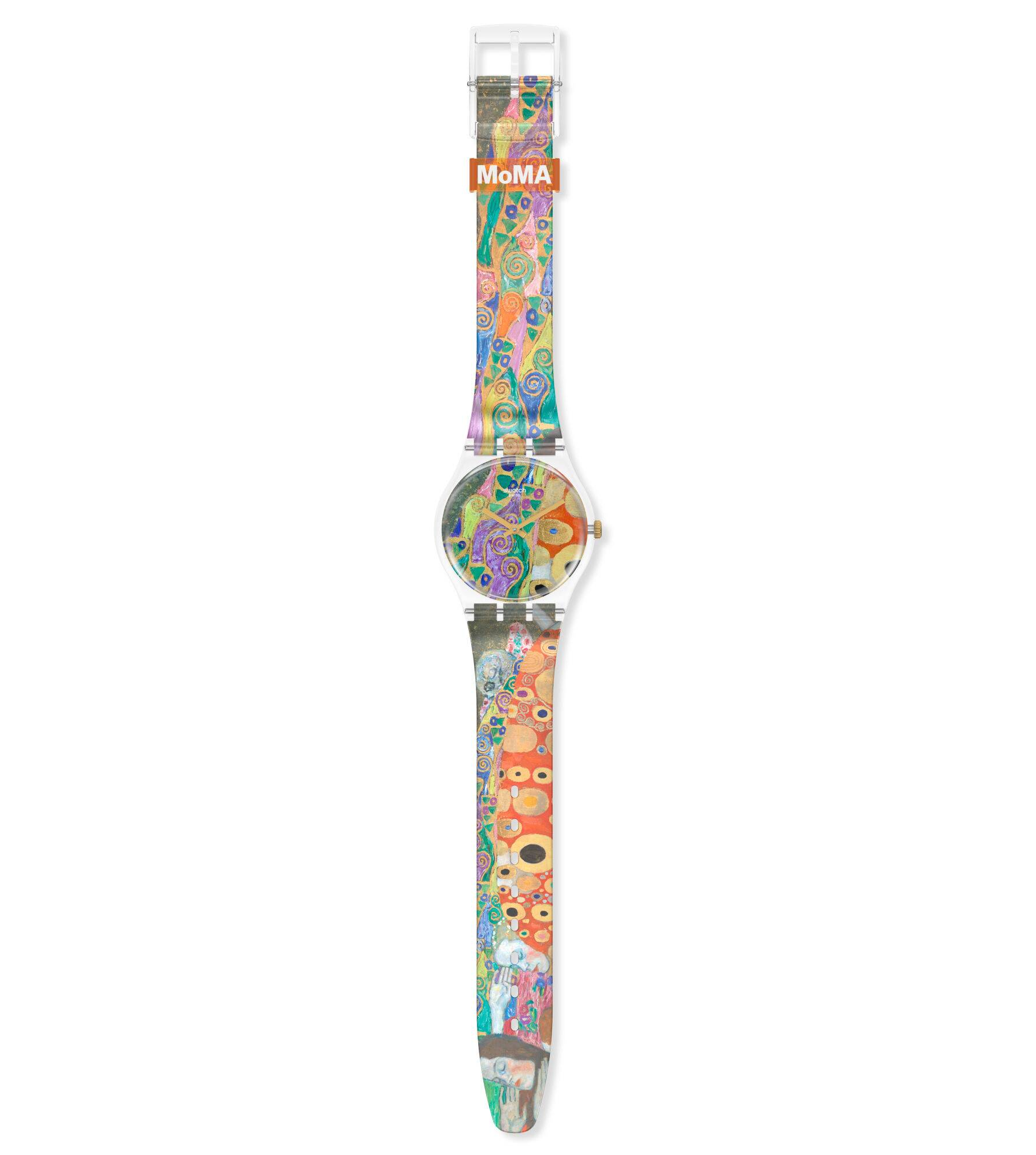 HOPE, II BY GUSTAV KLIMT, THE WATCH