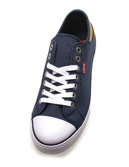 Stan Buck Sneaker Navy Blue